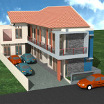 Yang Sebaiknya Anda Tahu Mengenai Desain Rumah Kontrakan 2 Lantai