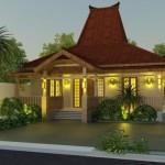 Memilih Desain Rumah Tradisional Jawa Modern sebagai Penyegaran
