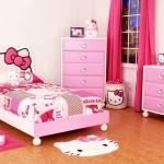 Indahnya Kamar Tidur Anak Perempuan Warna Pink