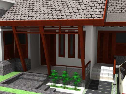 model_teras rumah minimalis