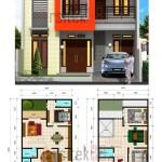 Jika Desain Rumah Minimalis 2 Lantai 8×12 Yang Anda Inginkan Belum Tercapai