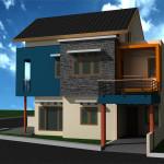 Menghitung Biaya Desain Rumah Minimalis Sederhana 2 Lantai