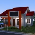 Desain Rumah Minimalis Modern Type 45 Yang Optimal