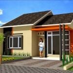 Desain Rumah Minimalis Modern 1 Lantai Yang Efisien