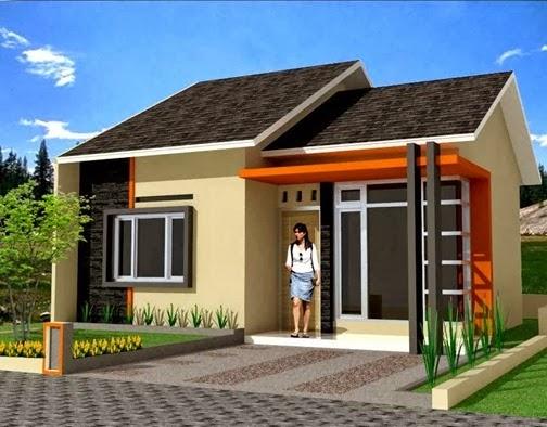Desain dan Model Rumah Minimalis 1 Lantai Modern (1)[2]