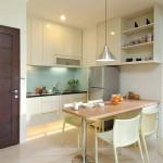 Desain Interior Dapur Mungil Minimalis Untuk Rumah Kecil