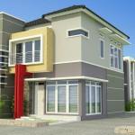 Desain Rumah Minimalis Type 36 72 Yang Menawan