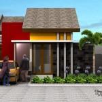 Beberapa Ide Untuk Penataan Desain Rumah Minimalis Sederhana Type 45