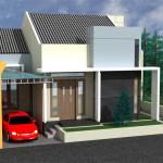Ciri-Ciri Desain Denah Rumah Minimalis Modern