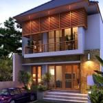 Pengembangan Desain Rumah Minimalis 2 Lantai 10×15
