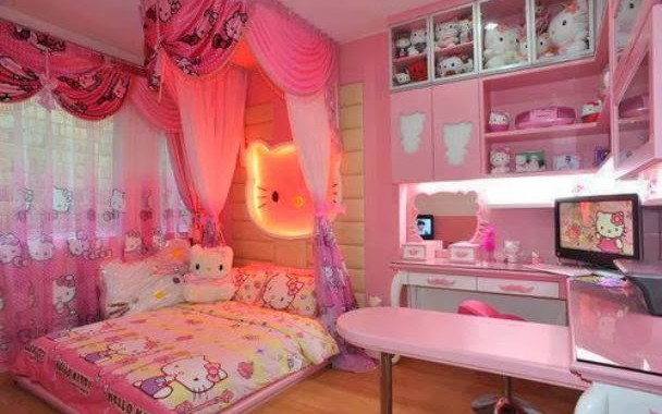 memilih warna cat kamar tidur yg romantis dunia arsitektur