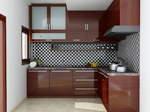 Konsep Minimalis Untuk Desain Dapur